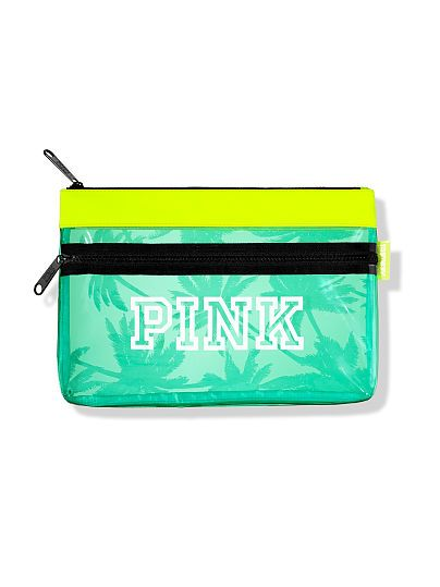 Wet Bikini Bag - PINK - Victoria's Secret