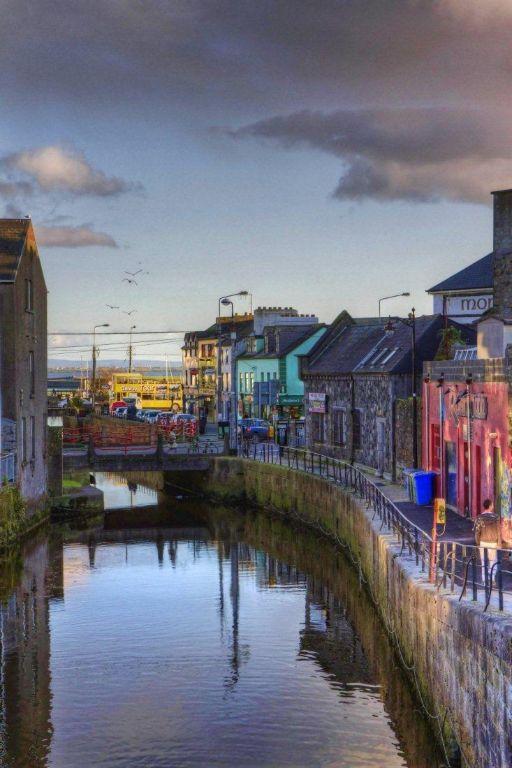 Eglinton Canal, Galway