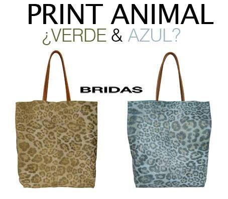 Print animal ¿verde? #bridas #bags #leather #style #clenapal
