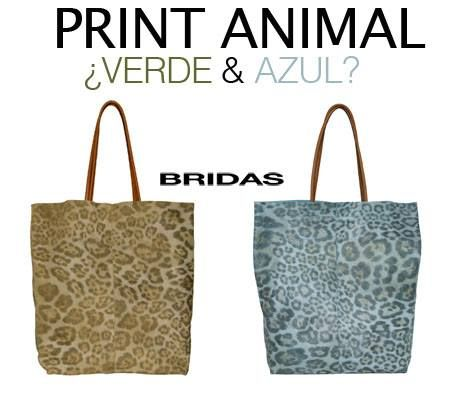 Print animal ¿verde? #bridas #bags #leather #style #clenapal