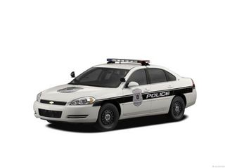2011 Chevrolet Impala Police Sedan