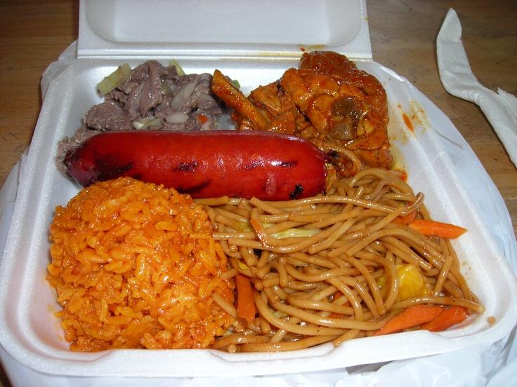 Local Chamorro Food, Guam