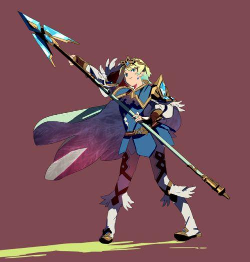 Fjorm (Fire Emblem Heroes)