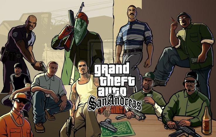 A blog about game in which i provide the Gta San Andreas Free download version for pc.So download it and keep enjoying.