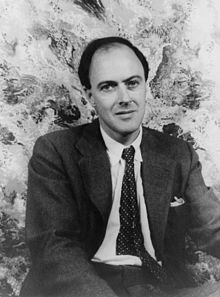 Roald Dahl - Wikipedia