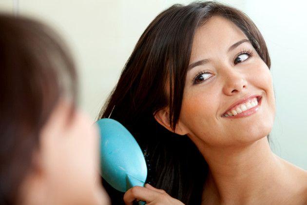 11 Kiat untuk Rambut Indah dan Menarik