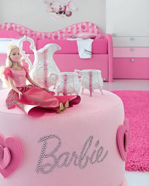 My Lovely Pink Barbie Bedroom 11. Best 25  Barbie bedroom ideas on Pinterest   Barbie room  Pink