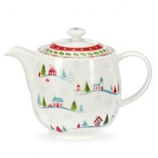 Christmas Wish Teapot, Portmeirion
