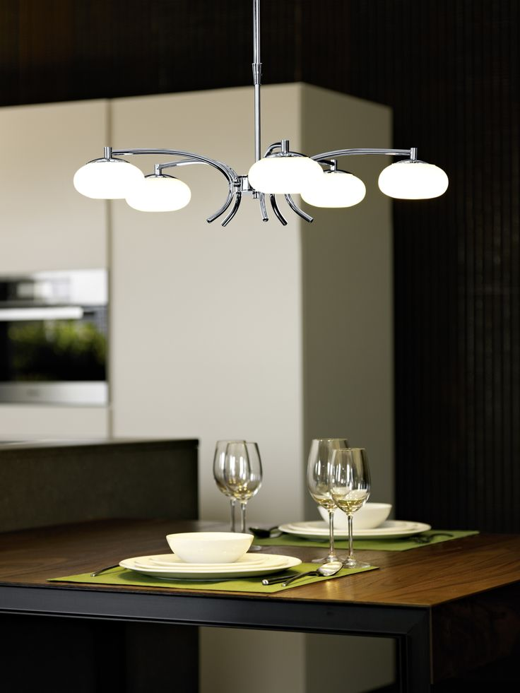 Aleandro | Designed specifically for LED, not only will it save you money, but it'll catch your eye too.