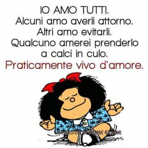 "14 Likes, 1 Comments - Gabri (@gabris_94) on Instagram: ""#love #live #amour #peace #all #hate #amazing #enjoy #mafalda #nice #sympathy #happiness #everyone…"""