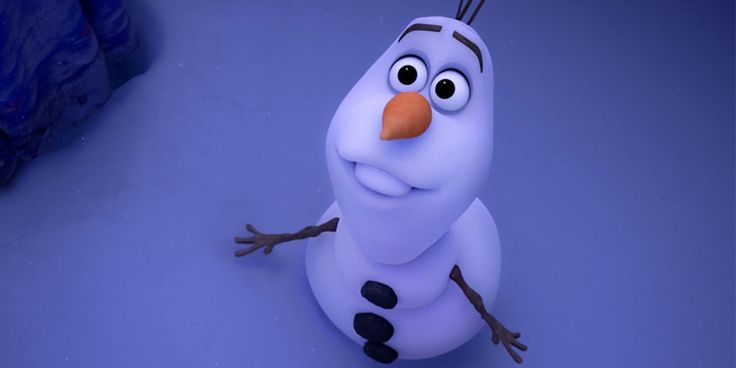 Quiz: Which Frozen Character Should Be Your Best Friend? | Quiz | Oh My Disney  i got olaf