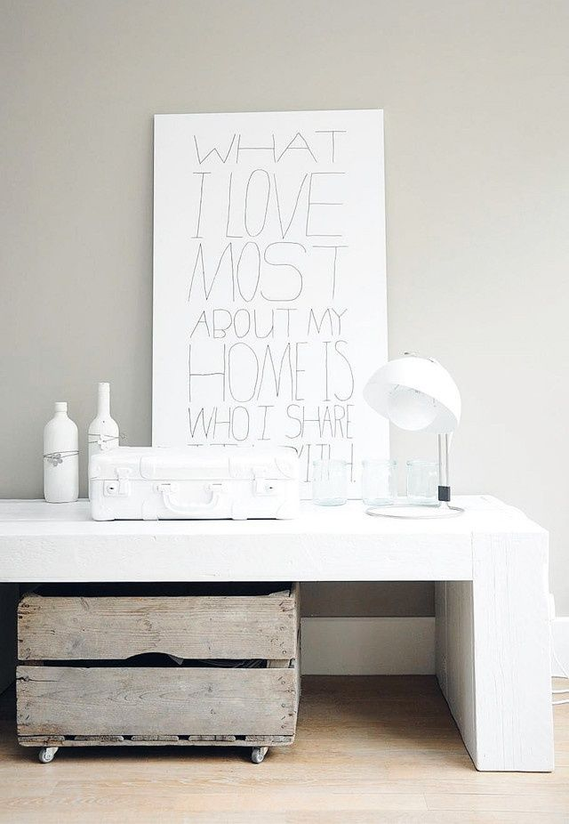 Zelf een stoer tv-meubel maken?