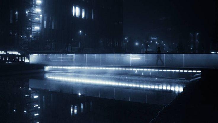 Street Photography of Rainy Nights