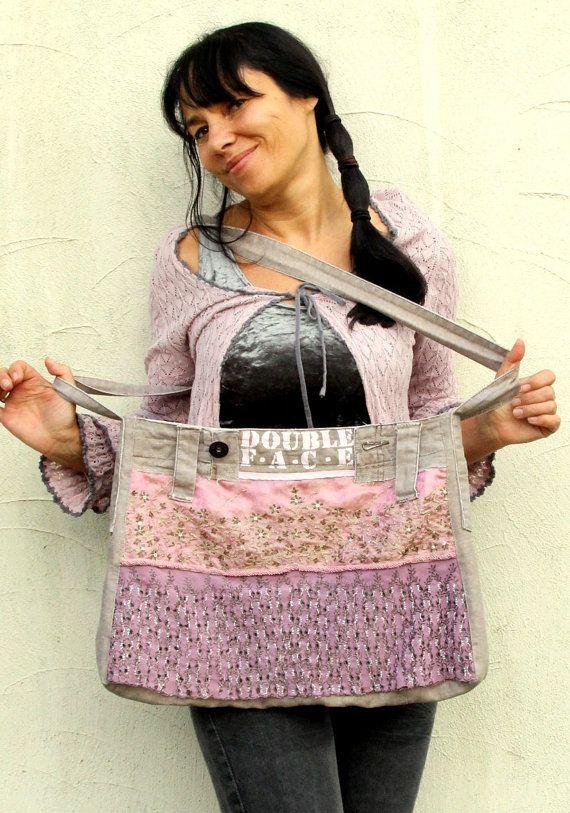 end of summer SALE Powder pink India sari by jamfashion on Etsy
