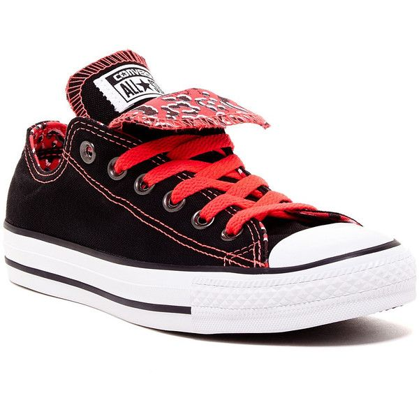 Converse Double Tongue Sneaker (Women) found on Polyvore