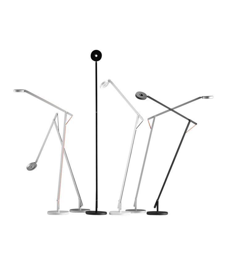 String Floor Lamp