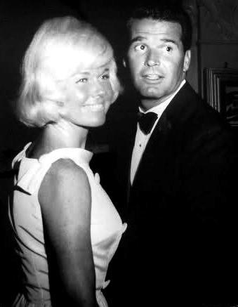 James Garner and Doris Day