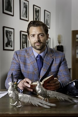 Patrick Grant Norton & Sons Saville Row