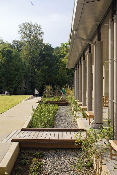 School of Education (LEED Gold), College of William & Mary – Sasaki Associates, Inc.