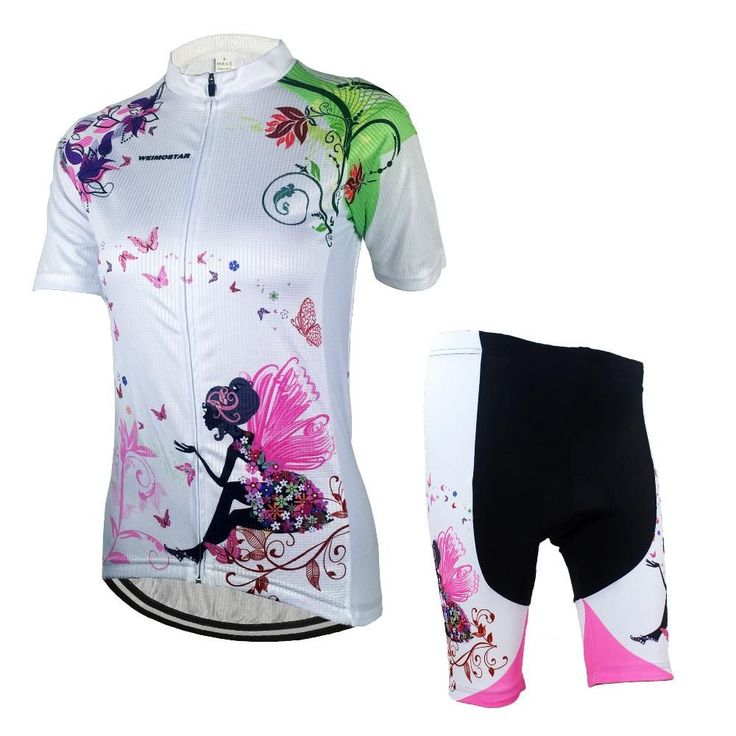 My Athletic Gear Women's Cycling Jersey Sets