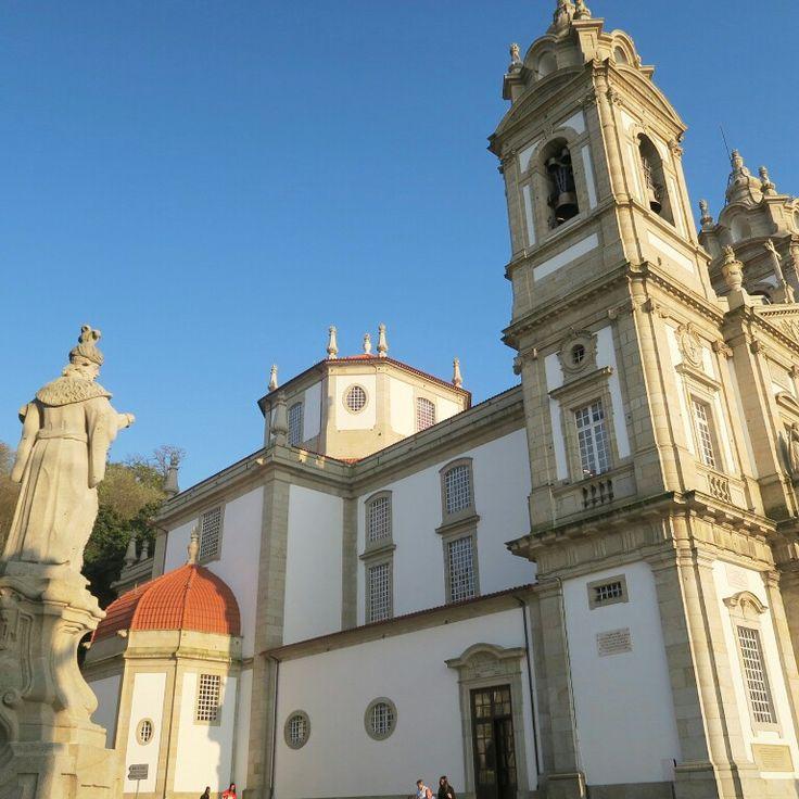 Bom Jesus de Braga!