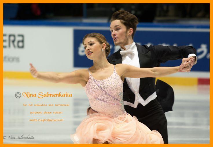 Cecilia Törn & Jussiville Partanen FIN at Finlandia Trophy 2015