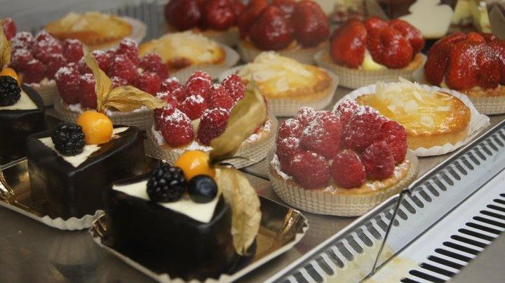 desserts Quebec City