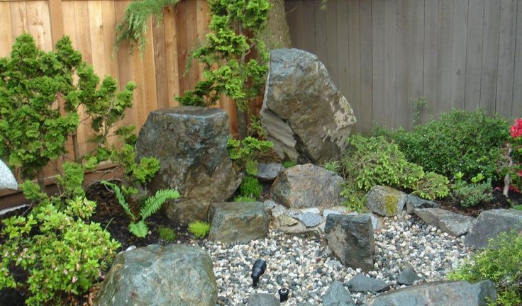 12 best images about japanese garden on a small area on for Small garden areas
