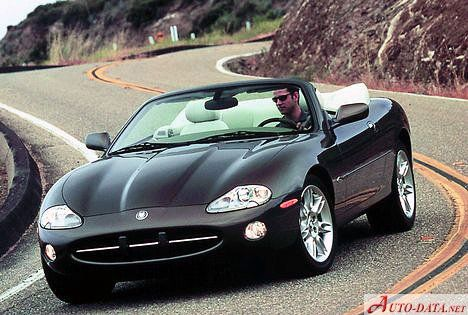 Jaguar XK 8 Convertible (QDV) - full  and detailed technical specifications of the Jaguar XK 8 Convertible (QDV) and an image gallery available for free use