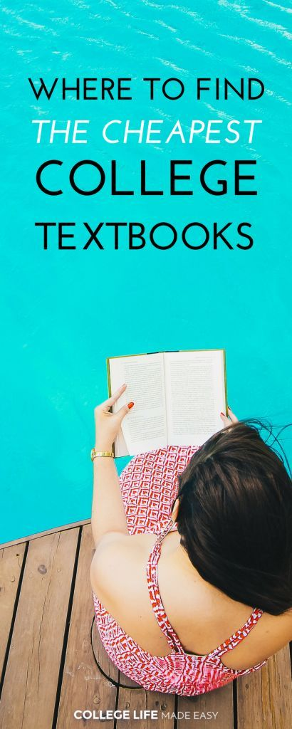 Where to Pay the Least Money for College Textbooks   Places to Get Cheap Textbooks   Buying & Selling College Textbooks Websites Online   via @esycollegelife