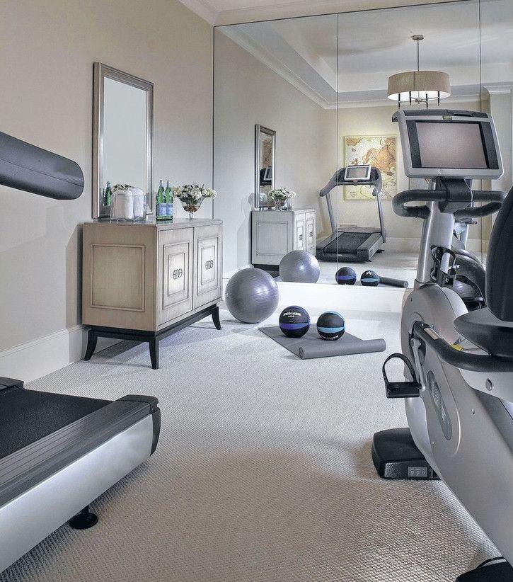 aparatos de Gym en casa