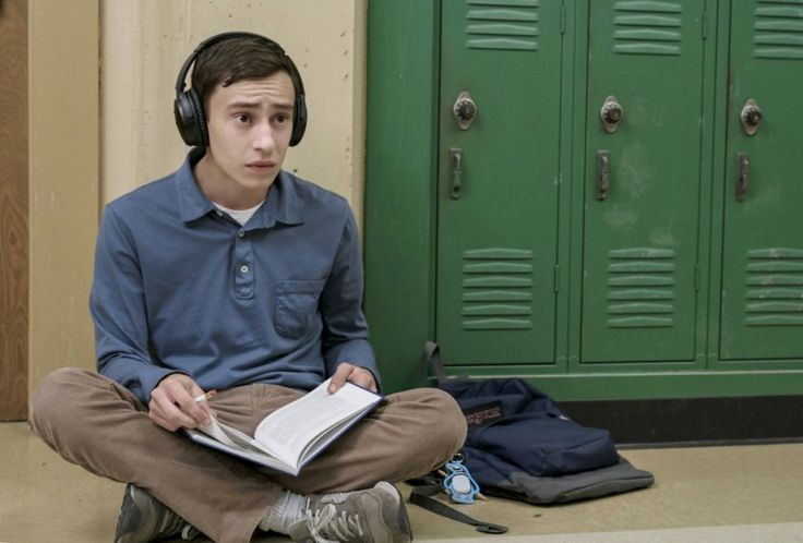 "16. ""Atypical"" — 77%"