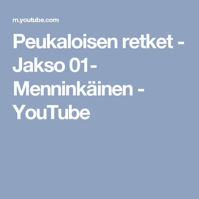 Peukaloisen retket - Jakso 01- Menninkäinen - YouTube