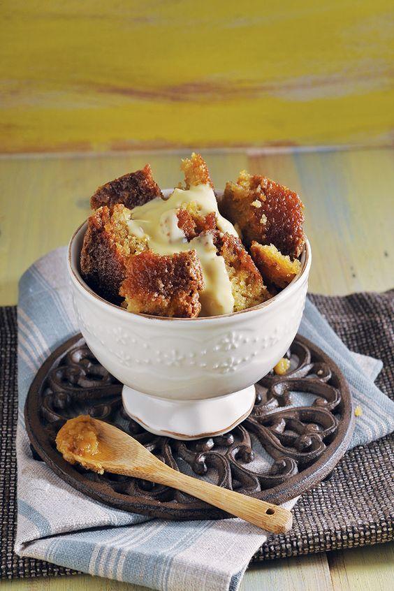 Amarula pudding recipe