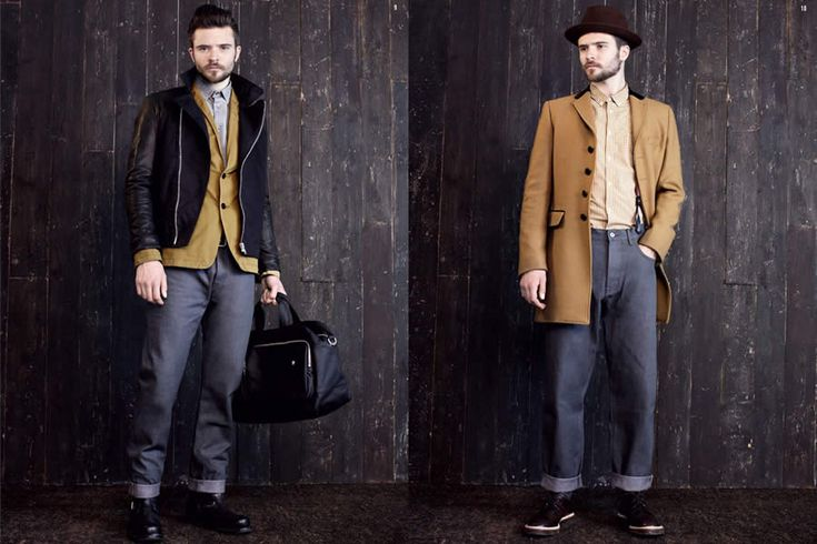 Ben Sherman Autumn/Winter 2012 Men's Lookbook   FashionBeans.com