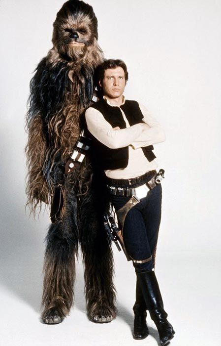han solo and chewbacca relationship trust