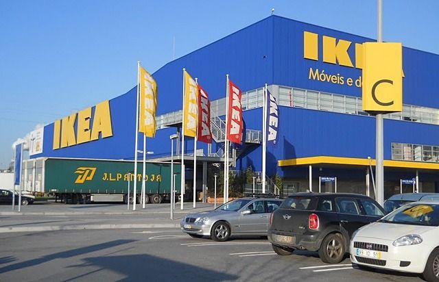 Ikea Vai Vender Artigos Em Segunda Mão No Parque De Estacionamento Parque De Estacionamento Mar Shopping Ikea