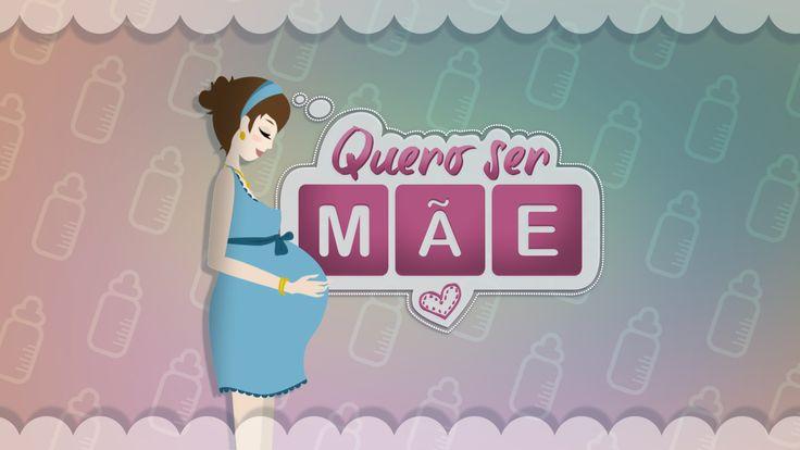 Quero ser mãe (Assinatura // Quadro) Programa Hoje em dia - Tv Record ♥