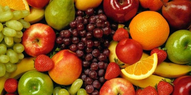 Das Obst DE-RU — немецкие слова на тему Фрукты