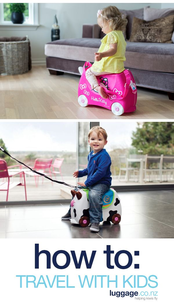 Travelling with kids is a breeze with Trunki! Shop Trunki NZ wide with free shipping and easy 100 day returns! :D