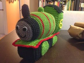 Tansy Dolls: The Percy Pattern! Free pattern for super cute train!