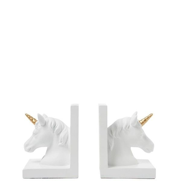 book ends (€36) ❤ liked on Polyvore featuring home, home decor and small item storage