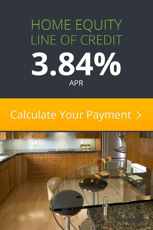 Home Equity line of credit for rates cheaper than a credit card. 4.09% Variable APR.