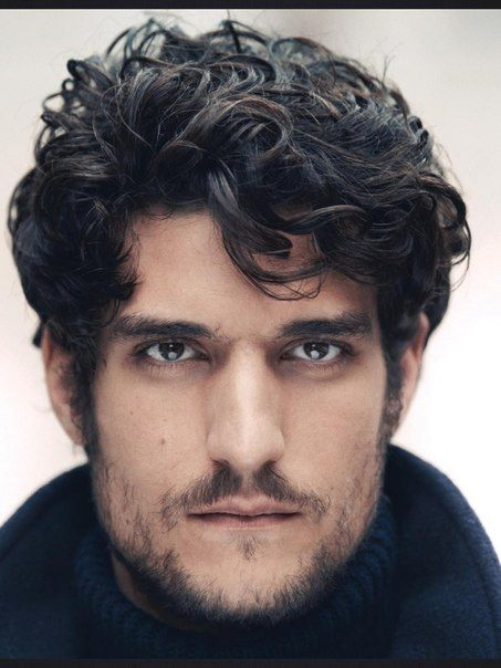 Saving this for a character design. Good base for Guillaume Roux... (Louis Garrel)
