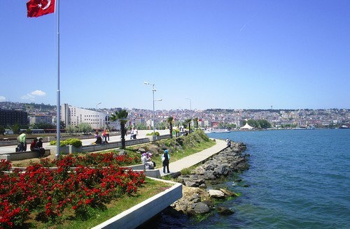 Samsun, Turkey - my other home :)