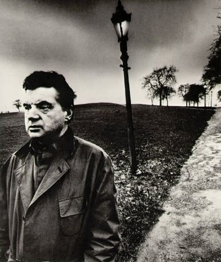 Francis Bacon by Bill Brandt, 1963