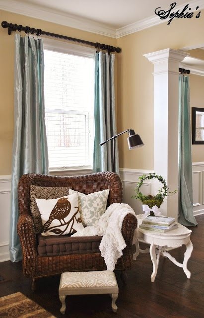 Sophia 39 s living room dining room tour and q paint color - Living and dining room paint colors ...