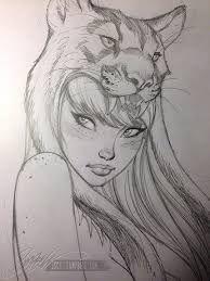 Ms de 25 ideas increbles sobre Dibujos de chicas anime en