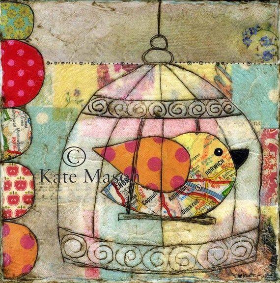 ilustración de Kate Mason