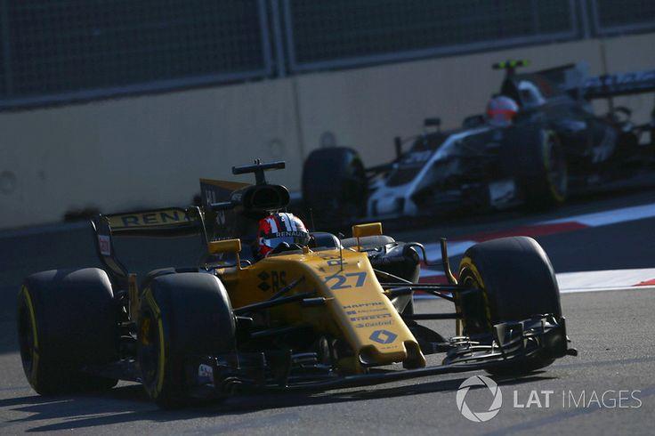 DNF, Nico Hulkenberg, Renault Sport F1 Team RS17